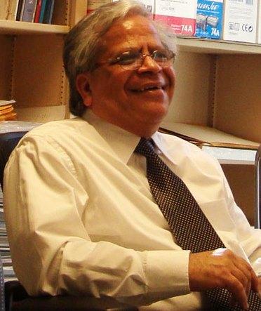 Nuggehalli M. Ravindra