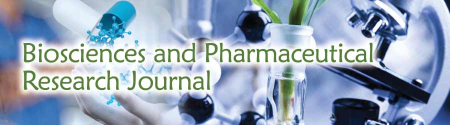 Biosciences and pharmaceutical research Journal