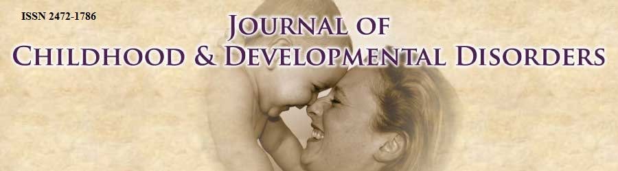 Journal of Childhood & Developmental Disorders