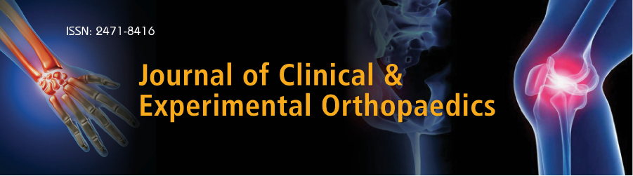 Journal of Clinical & Experimental Orthopaedics