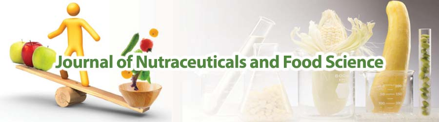 Journal of Nutraceuticals and Food Science