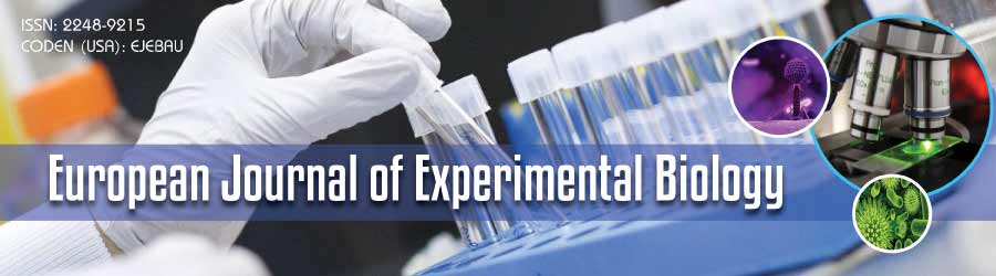 European Journal of Experimental Biology