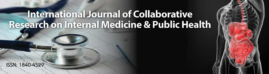 International Journal of Collaborative Research on Internal Medicine & Public Health