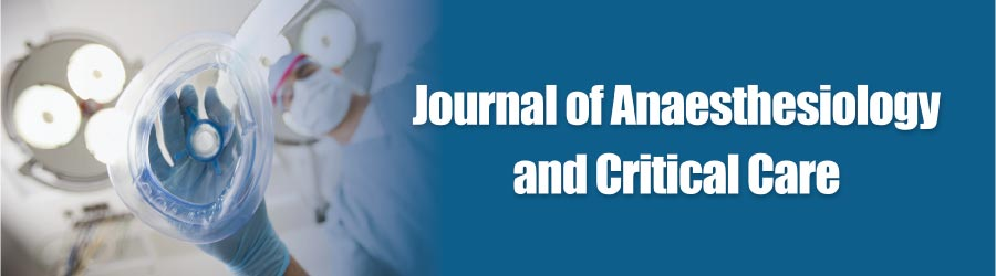 Journal of Anaesthesiology and Critical Care