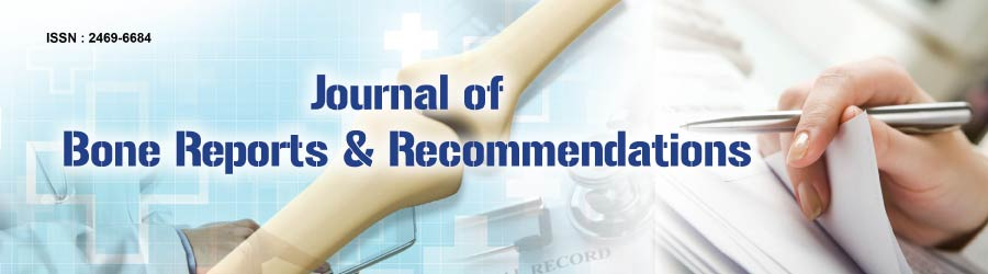 Journal of Bone Reports & Recommendations