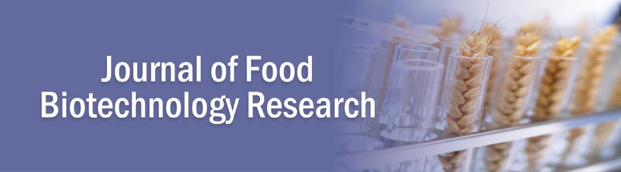 Journal of Food Biotechnology Research