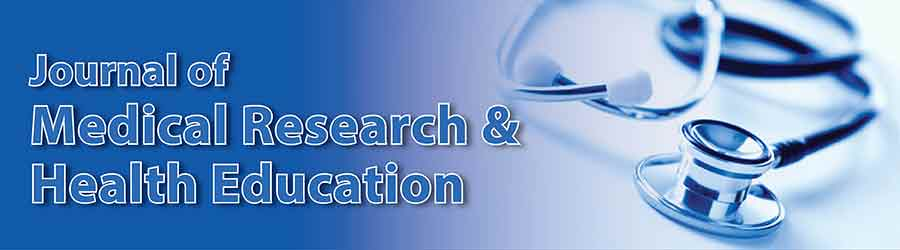 Journal of Medical Research and Health Education