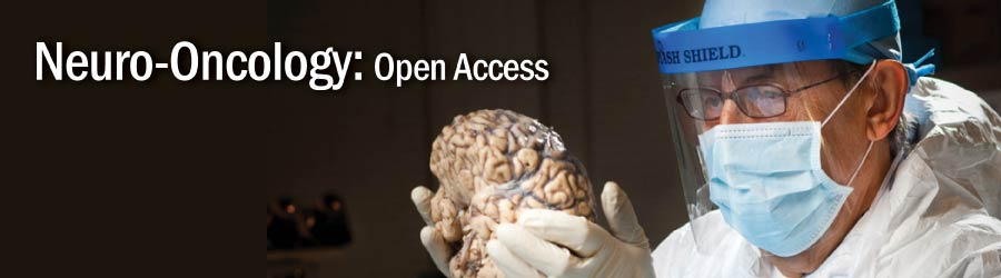 Neuro-Oncology: Open Access