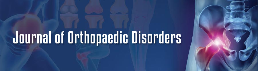 Journal of Orthopaedic Disorders