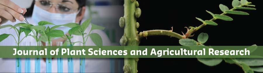 Journal of Plant Sciences and Agricultural Research