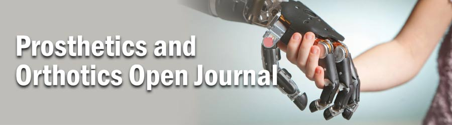 Prosthetics and Orthotics Open Journal