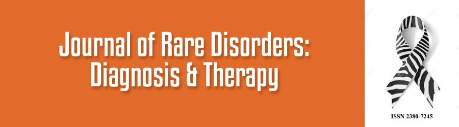 Journal of Rare Disorders: Diagnosis & Therapy