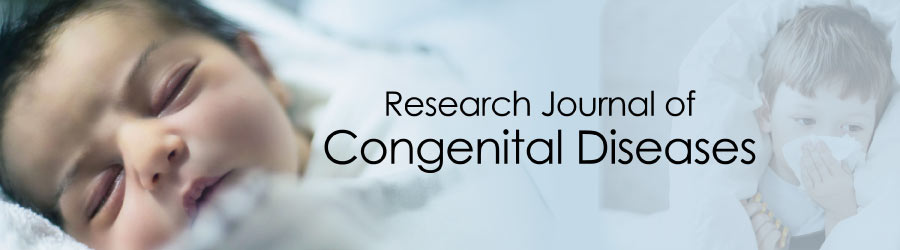 Research Journal of Congenital Diseases