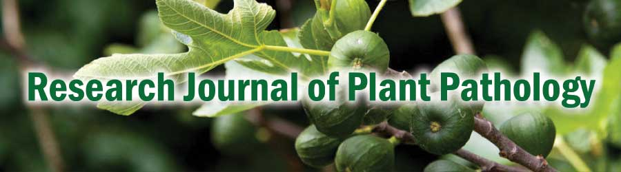 Research Journal of Plant Pathology