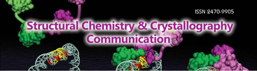 Structural Chemistry & Crystallography Communication
