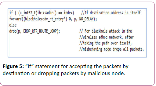 Considerable Detection of Black Hole Attack and Analyzing its