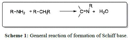 der-chemica-sinica-formation-Schiff-base