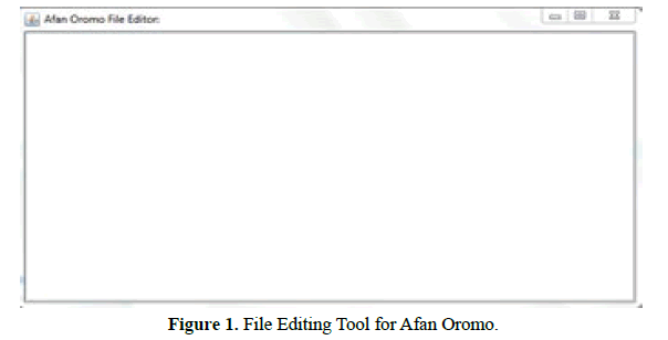 Investigating Afan Oromo Language Structure and Developing
